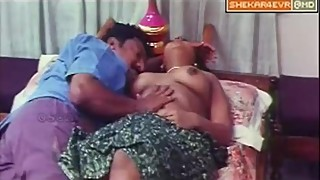 Roshini Hot Nude Bed Room Sex_7