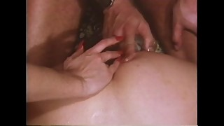 First Time Anal In A Threesome