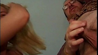 Blonde Girl Takes Ed Powers Cock Fucked Hard