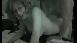 Classy wife gets her assfucked while hubby films