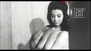 Jackie Miller in Sexploiters (60s softcore in B&amp_W)