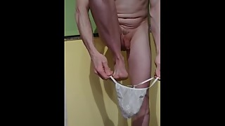 krisk35 shows my thongs