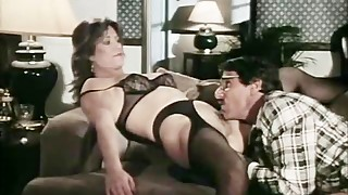 Teacher Marilyn Fucks The Nerd