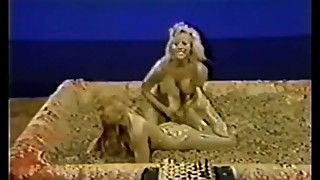 talk show mud wrestling