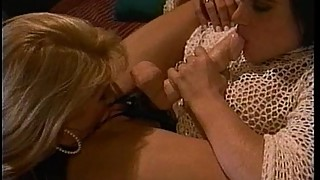 Lesbian Tami Monroe Takes On Jeanna Fine'_s Cock
