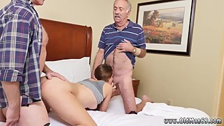 Arab old man and latina old guy and retro old man and old creep xxx