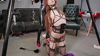 AbbyKitty-CD x CoRoNAdoLL BDSM