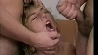 Cum Flies in this Dirty Vintage German CumShots Compilation...