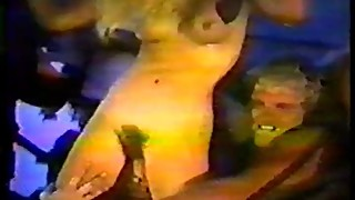 Found Footage of Stripper/Wet T-Shirt Contest, 1990s