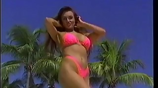 Bikini Contest (early 90's) Real Girls from Key West