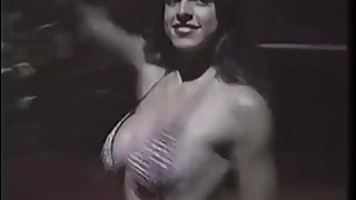 Bikini Contest (early 90's) Real Girls from Cancun, Mexico