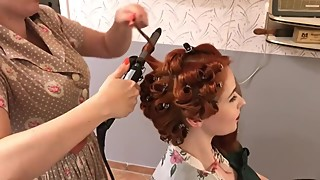 yt salon vintage hair