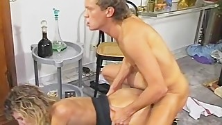 MOM TAKES A BIG-DICK