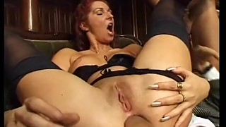 Laura Red - Classic Anal