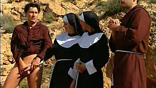 Sharp nuns