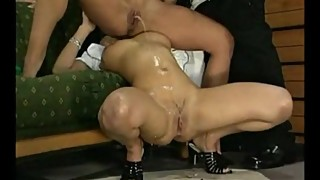 Vivian Schmitt Dirty German Ass Fucking and Pissing...