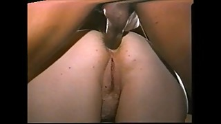 BBW Shay Thomas in anal threesome!