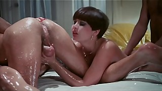 The best retro group sex scene ever - watch more on sexchat.tf