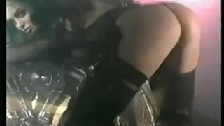 Samurai Sweethearts - Stacy Moran - biker girl