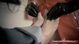 Jamie French Classics - Milf Feet Three