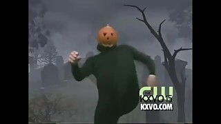 Halloween special part 2. Spooky scary dance