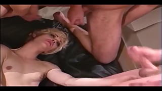 Kelly Michaels Threesome
