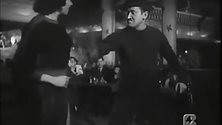 Italian Apache Dance Clip from the 50s