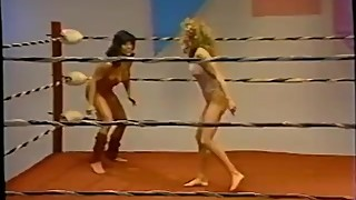 name the vintage wrestling catfight video company 18
