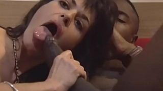 Wild Anal Interracial...
