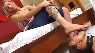 Brazilfeet - My Soles are Really Dirty 2 - Classics - Milly Amorim