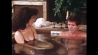 Brunette Fucked Hard In The Hot-tub