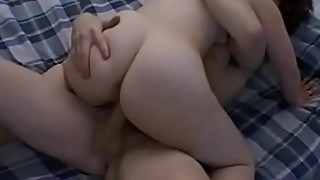 Young teens fucking at home when parents are away