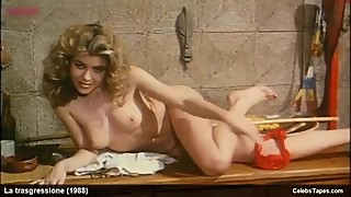 Claudia Cavalcanti & Milly D'Abbraccio Naked And Rough Sex Scenes