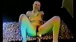 Noisy Michelle Pussy Farts 1990s Rare VHS Happy Birthday Steve Ray Vaughn