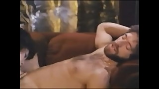 Nick NIter & Kristara Barrington hot vintage fuck in Up in the air(1984)