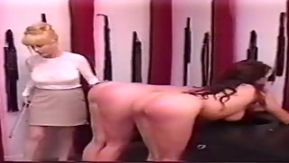 Punishment Spankings at Pacific Force